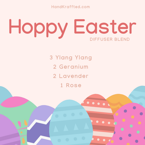 easter essential oil diffuser blend