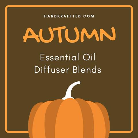 essential oil diffuser blends for the fall