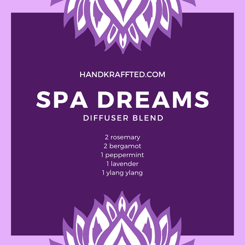 refreshing essential oil blends