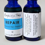 All Natural Hair REPAIR Treatment • 1 oz