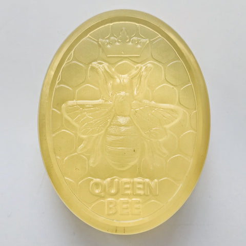 Orange & Copiaba Queen Bee Honey Soap • 4 oz