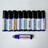 Calm Yourself Essential Oil Roller Blend