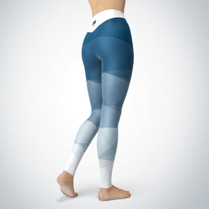 mia belor blue leggings