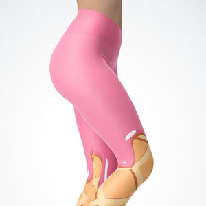 Pink Ice Cream Leggings