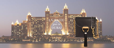 Laurafed goes to Dubai