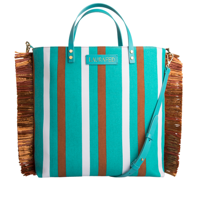 LAURAFED NUI SHOPPING BAG - CT