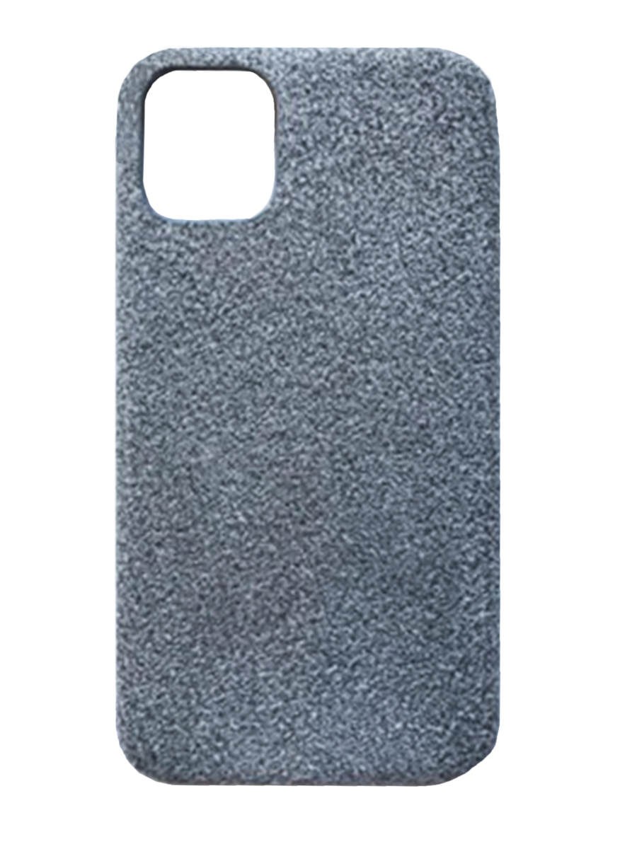 Dove Grey Suede effect - iPhone XR / iPhone 11