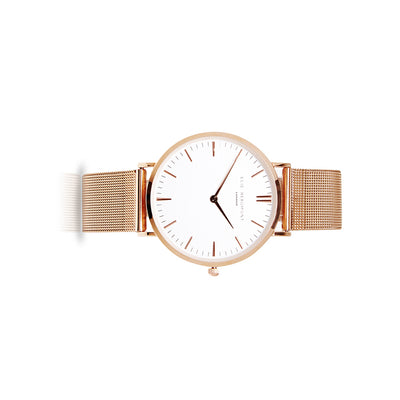 Oxford Small Mesh Rosegold