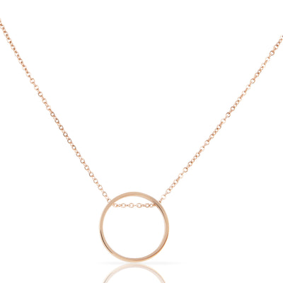 EB3804 Necklace Rose