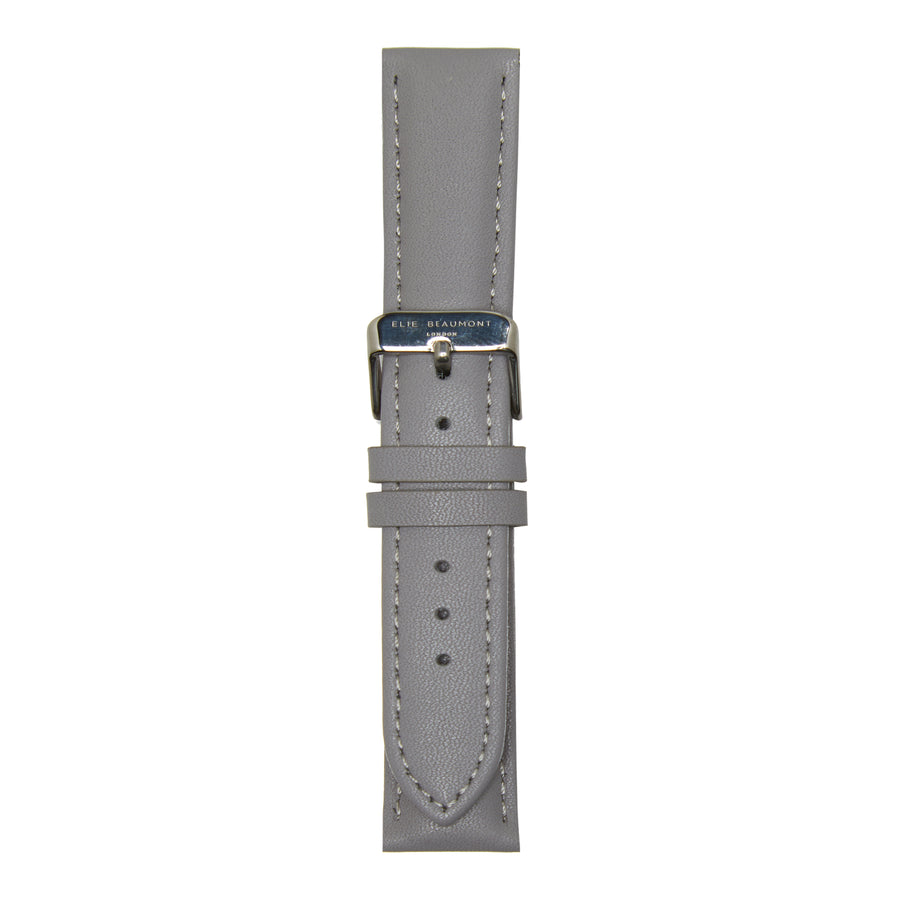 Large Grey/Silver Strap