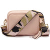 Crossbody Pink (Pink Camouflage strap)