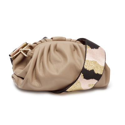 Cloud Bag Stone (Pink Camouflage strap)