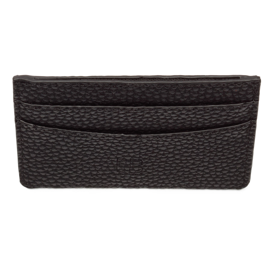 Card Wallet - Midnight Black
