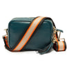 Crossbody Teal (Orange Black Strap)