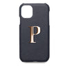 Navy Saffiano - iPhone 11 ProMax