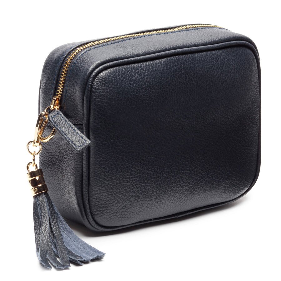 Crossbody Navy (Tricolour Strap)