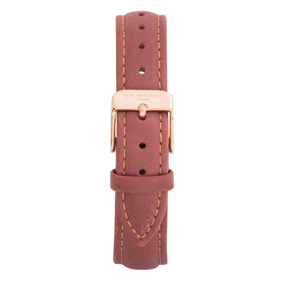 Oxford Small Dusty Rose Strap