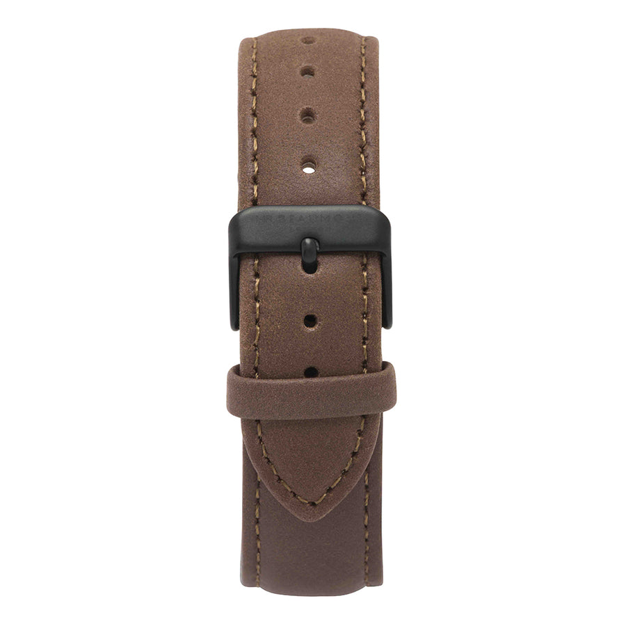 Mr Beaumont Matt Brown Strap