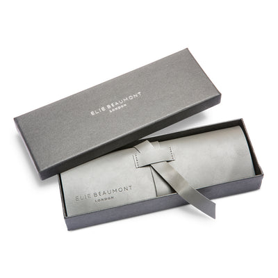Elie Beaumont ladies complimentary gift box and leather sleeve