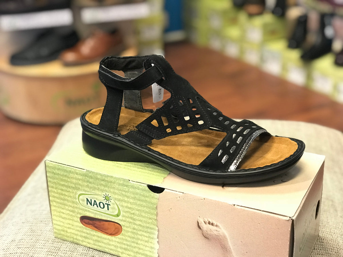 06974182574b NAOT String (Black Combo) at South Coast Foot Clinic in Mount Martha –  Complete Step