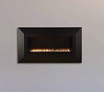 Boulevard SL Vent Free Linear Contemporary Fireplace