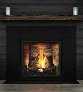 STARfire 52 Deluxe NG Gas Fireplace