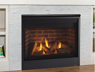 Quartz Series 36 Direct Vent Gas Fireplace