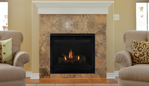 Aries 35 Direct Vent Fireplace