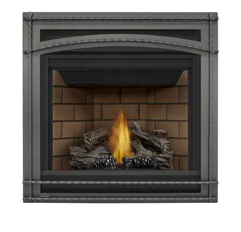 Ascent Series-B35 Clean face Builder Gas Fireplace