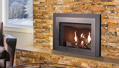 Bellevue 32 Direct Vent Gas Fireplace Insert-F3025