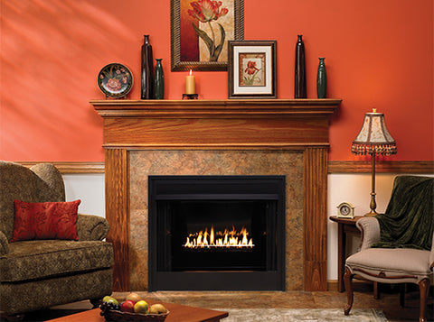 White Mountain Hearth Profile Series Mantels