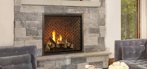 Marquis II 36 Direct Vent Gas Fireplace