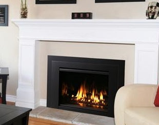 Madison Park 32 Direct Vent Gas Fireplace Insert-F2297