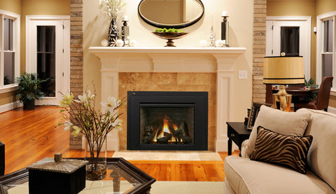 Madison Park 32 Direct Vent Gas Fireplace Insert-F2296