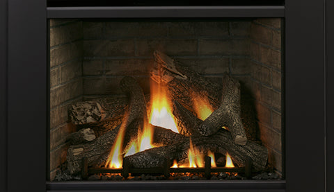 Madison Park 34 Direct Vent Gas Fireplace Insert- F2134