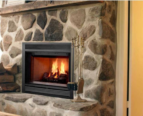 Sovereign Wood Burning Fireplace- SA42C