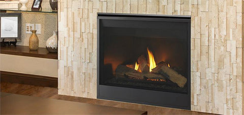 Meridian Series 42 Direct Vent Fireplace-DBDV42lN