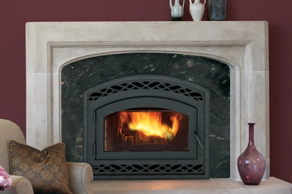 Montecito EPA Certified Wood Burning Fireplace-H4841