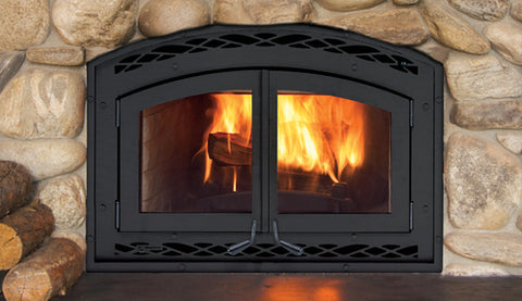 Montecito Estate EPA Certified Wood Burning Fireplace- F2845