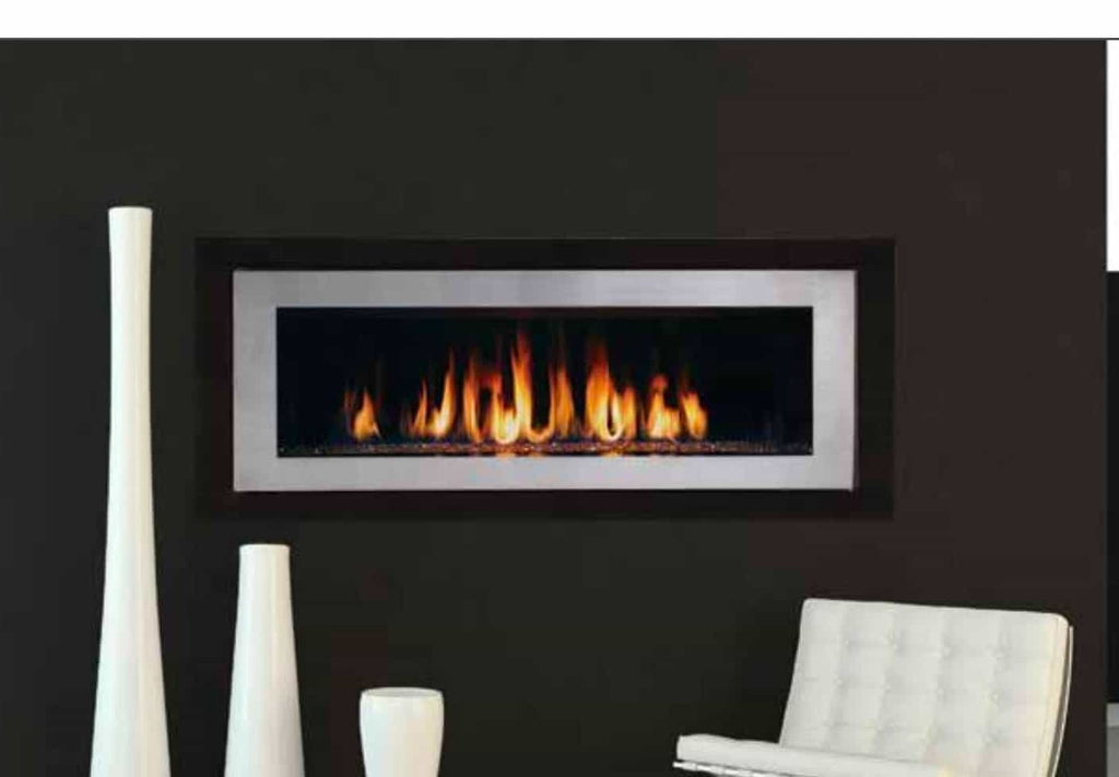 Rhapsody 54 Linear Direct Vent Fireplace F2237 Embers Home