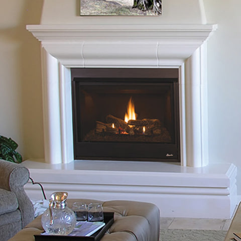 Ascent Series B30 Clean Face Builder Gas Fireplace