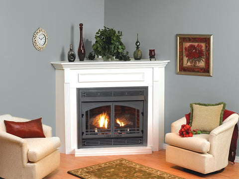 Vail Vent Free Fireplace Premium 36