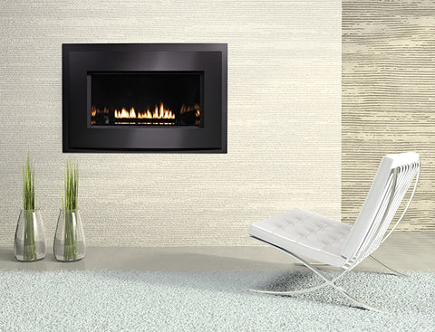 Loft Series Direct Vent Fireplace-Small-Special Order