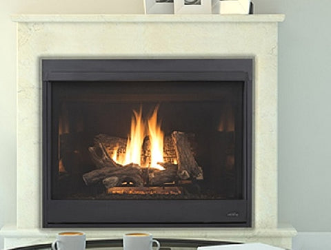 Altair DLX 45 Direct Vent Fireplace- F2652