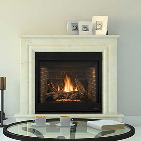 Altair DLX 45 Direct Vent Fireplace NG- F2652