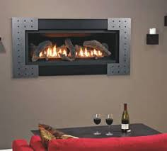 Boulevard Linear Traditional Direct Vent Fireplace- DVTL41BP90N