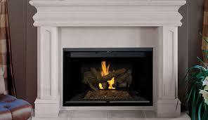 Mission 42 B-Vent Gas Fireplace