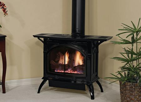 Direct Vent Cast Iron Stove-DVP30CC30FN/P