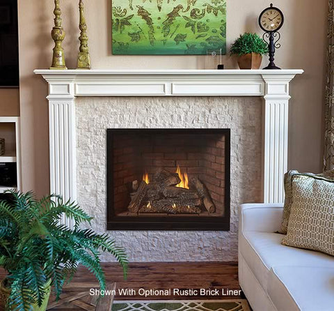 White Mountain Hearth Tahoe Clean Face Luxury 42