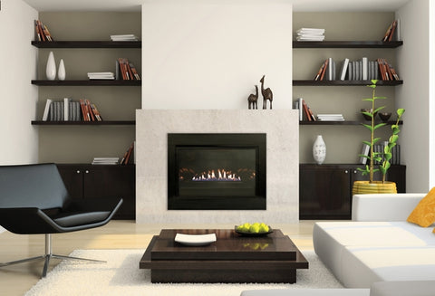 Loft Series Vent Free fireplace-Small